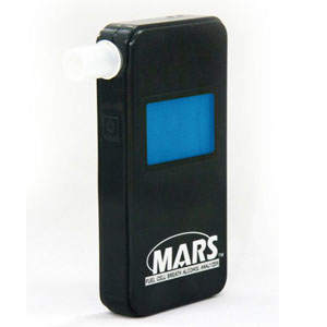 Alcovisor Mars Pro Breathalyser