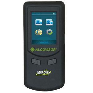 Alcovisor Mercury Full Pro Fuel Cell Breathalyser