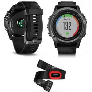 Fenix 3 Sapphire HR GPS Watch