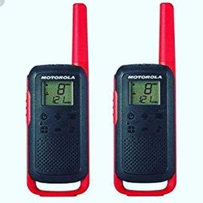 Motorola T62 Walkie-talkies
